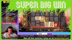 SUPER BIG WIN on NEW GAME Dragon Tribe