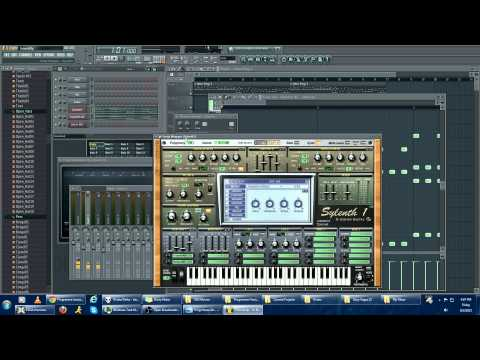 How To Produce like Zedd - Progressive House Pluck Tutorial w/ Sylenth1 in FL Studio 11