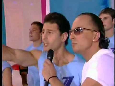 Антон и Виктория Макарские - Старт дает Москва