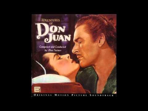 Adventures Of Don Juan | Soundtrack Suite (Max Steiner)