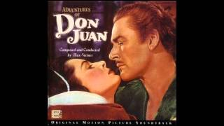 Adventures Of Don Juan | Soundtrack Suite (Max Steiner)
