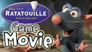 Ratatouille All Cutscenes | Full Game Movie (PS3, X360)