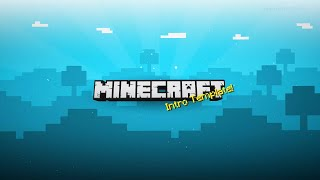 2D Panzoid Minecraft Intro Template