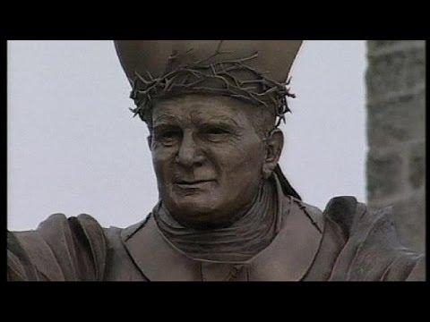 Blood of Pope John Paul ll stolen