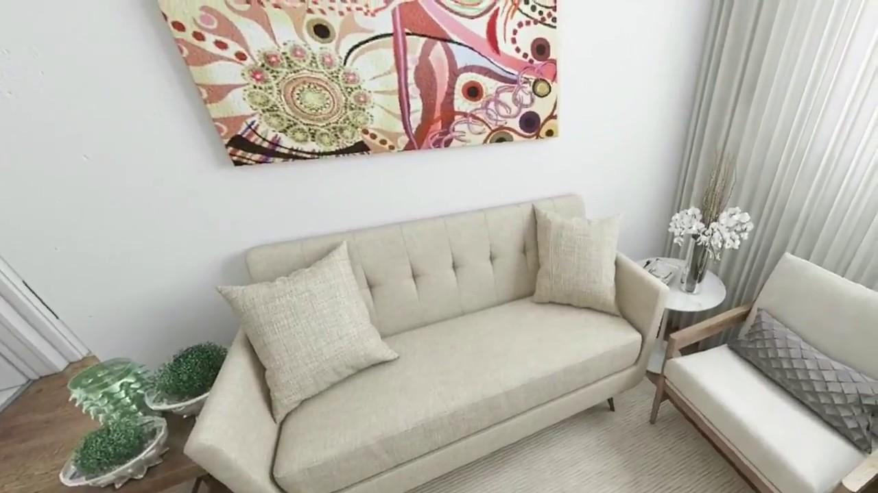 Apartamento Decorado Tenda Youtube