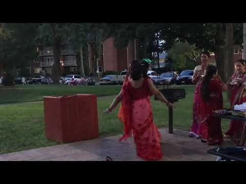 Teej Dance Virginia U.S.A thumbnail