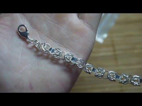 Женская цепочка на руку |Посылка с AliExpress #16|