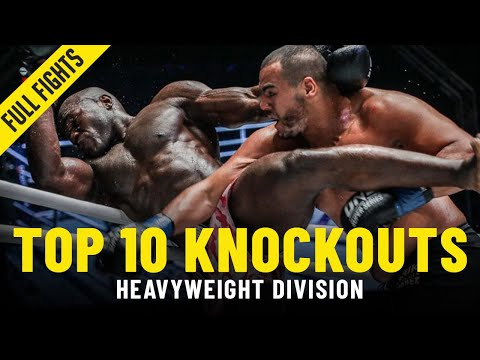 Top 10 Heavyweight