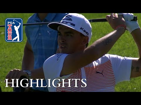 Rickie Fowler extended highlights | Round 2 | THE NORTHERN TRUST
