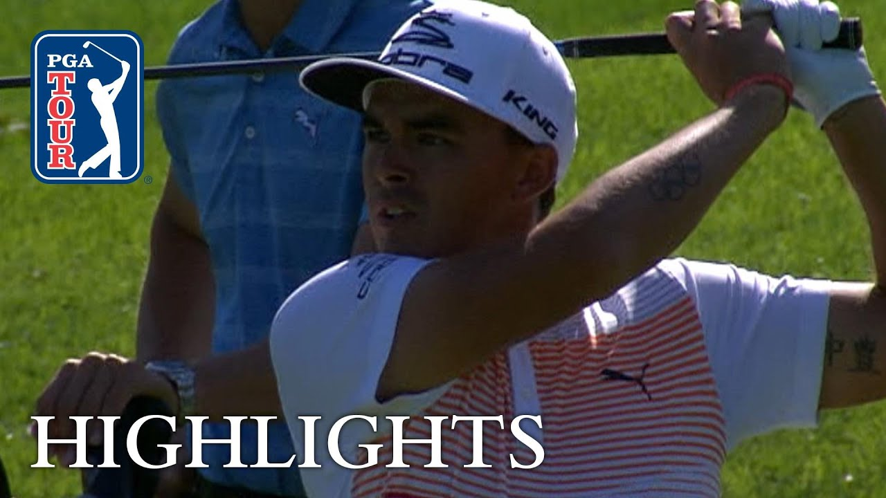 Rickie Fowler extended highlights | Round 2 | THE NORTHERN ...
