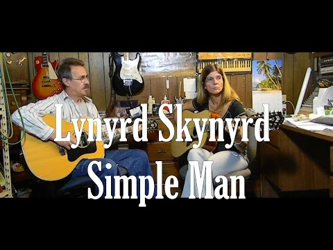 Lynyrd Skynyrd  Simple Man 12 String Acoustic Jam  Guitar   C68