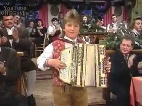 Florian Silbereisen - Lustige Harmonika - 1993