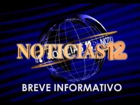 Breve Informativo de #Noticias12