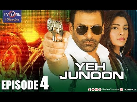 Yeh Junoon   Episode 4   TV One Classics Drama thumbnail