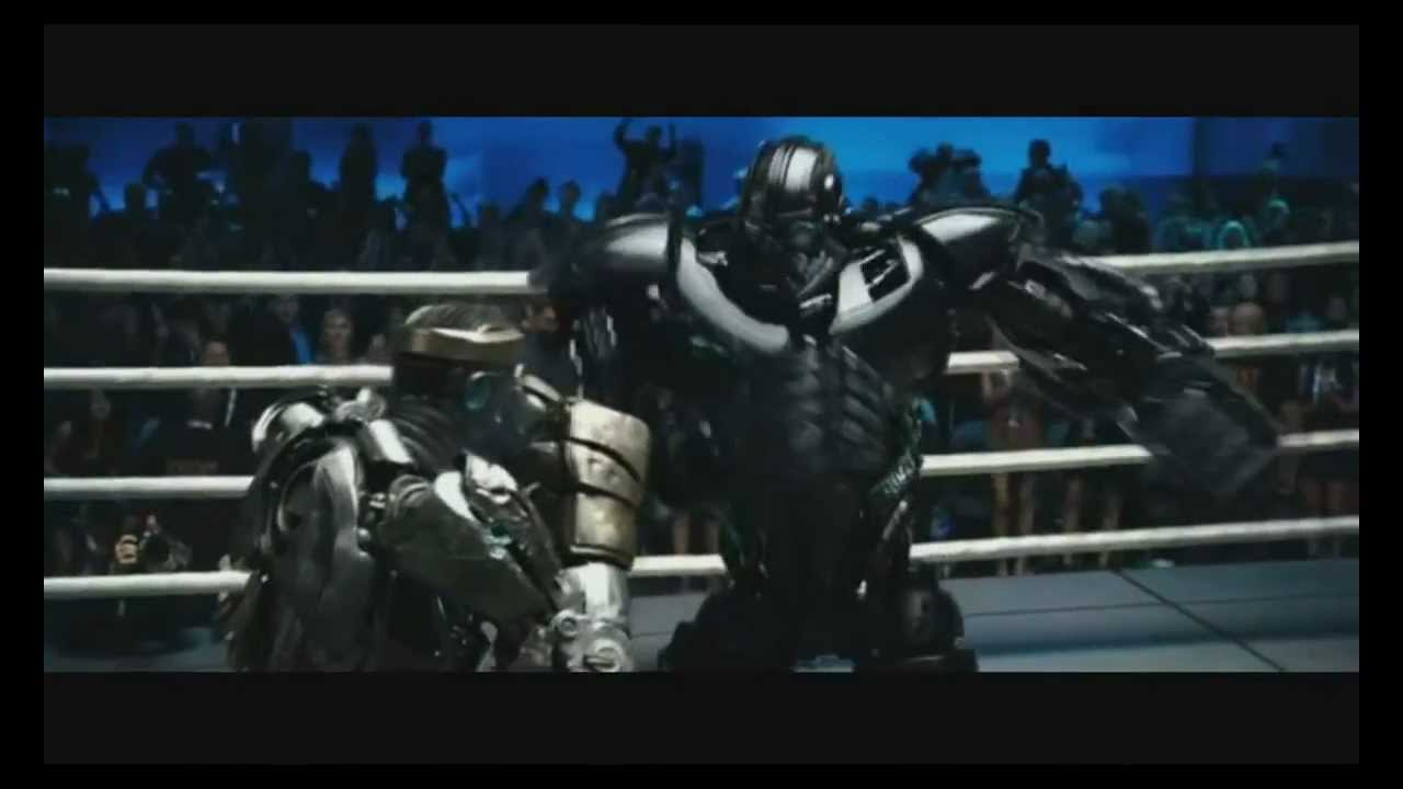 real steel atom vs zeus - youtube