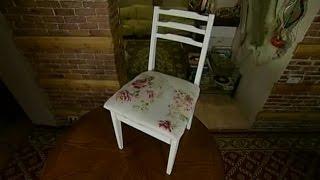 Реставрация старого стула - Удачный проект - Интер(Ваша мебель устарела и стала немодной? Не спешите от нее избавляться! Сейчас наш дизайнер расскажет вам,..., 2015-07-01T14:28:42.000Z)