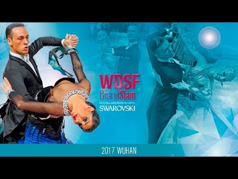 2017 GrandSlam Standard Wuhan | The Trailer | DanceSport Total