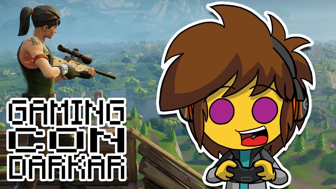 Gaming con Darkar - Episodio 3: Fortnite