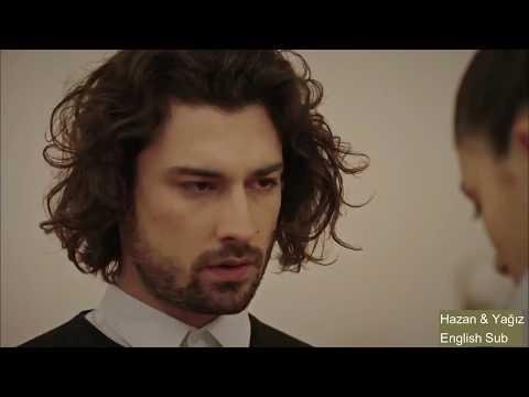 Fazilet & Her Daughters Episode 41 (Eng Subs) | Hazan & Yağız Scenes
