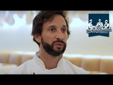 2 Michelin star chef José Avillez talks Portuguese cuisine and his restaurant Belcanto
