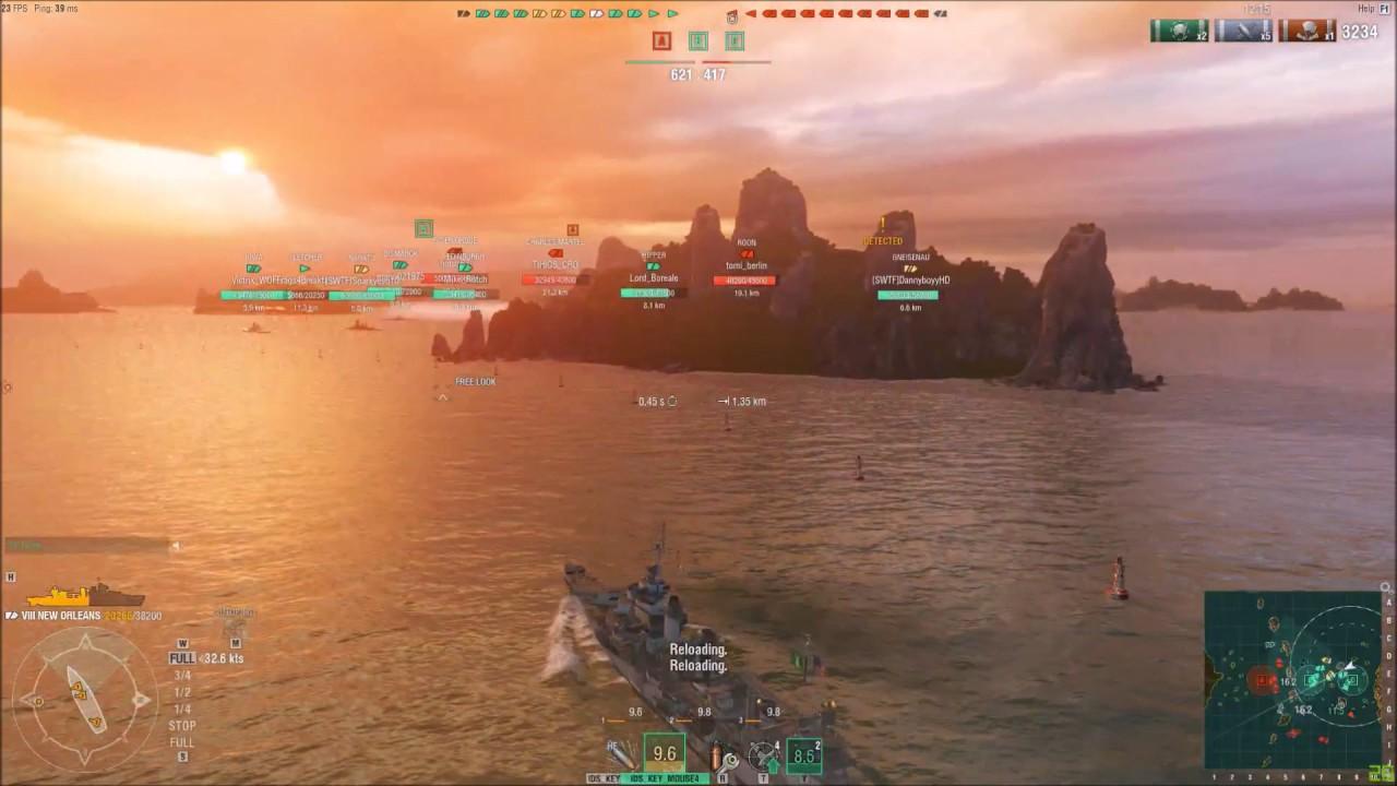 Matchmaking world of warships