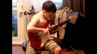 Гравити фолз на гитаре