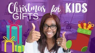 CHRISTMAS GIFT GUIDE FOR YOUNGER KIDS | Affordable and Educational Ttoys