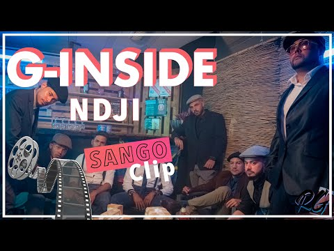 G Inside - Sur le Tournage du clip Sango avec N'dji et New Lam