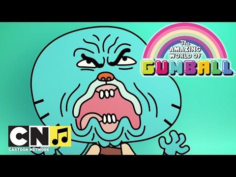 La vie c'est un sourire | Chansons Gumball | Cartoon Network