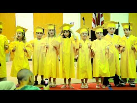 Tooty Ta Dance - Vienna Finley Elementary School - 2011 Kindergarten Graduation