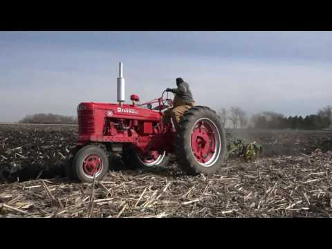 Plow Day-Ground view Piper City IL- Slow Boys Club - March 12, 2017