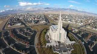 Oquirrh Mountain Temple - South Jordan Utah