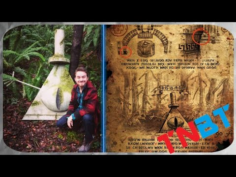The True Meaning of The Bill Cipher Hunt! | TheNextBigThing
