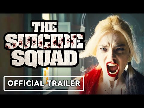 The Suicide Squad - Official Trailer #2 (2021) Margot Robbie, Idris Elba, John Cena