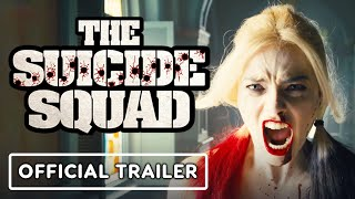 The Suicide Squad - Official Trailer #2 (2021) Margot Robbie, Idris Elba, John Cena