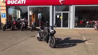 Ducati Diavel Titanium 1200 Limited Edition