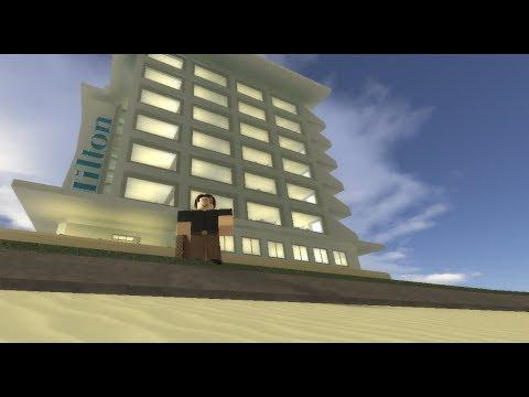 Hilton Hotel Script Roblox Roblox Booking A Room At Hilton Hotel Youtube