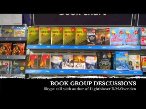 Book group descussion Lightblaser Part 1