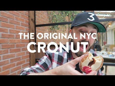 ORIGINAL NYC CRONUT ARRIVES IN LONDON | Dominique Ansel Bakery