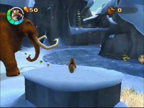 [PS2] Ice Age 2 The Meltdown Gameplay