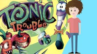 Tonic Trouble - HappyMaskGamer