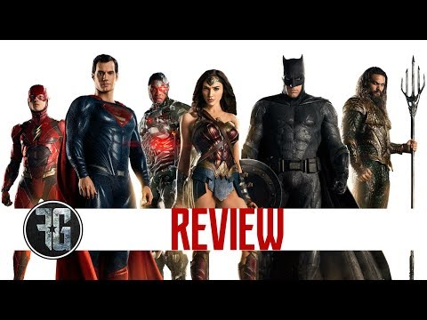 JUSTICE LEAGUE (2017) Movie Review - Spoiler Chat!