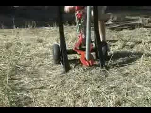 Oz Puller Fence Post Puller Steel Post Youtube