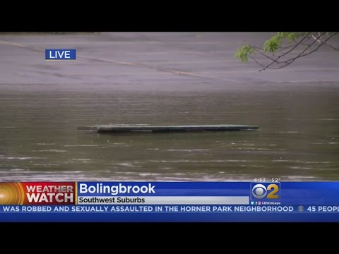 Flooding Concerns Linger As Rain Continues Across Chicago Area
