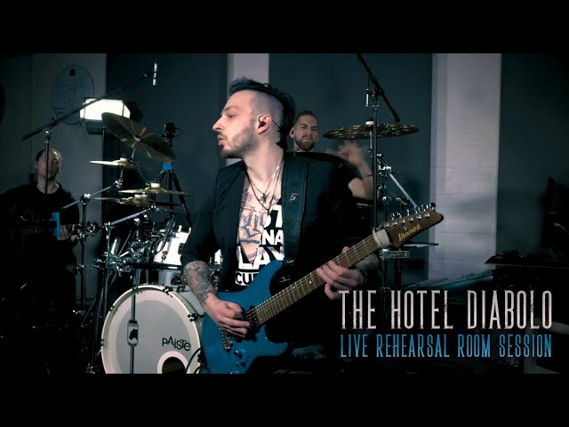 The Hotel Diabolo - Dee Dammers Band (Rehearsal Room Live Session)