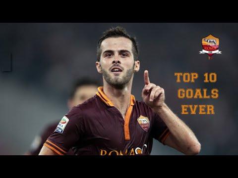 Miralem Pjanic - Top 10 Goals ever |HD|