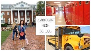 Экскурсия по американской школе | American High School(Как я попала в США и что я здесь делаю:    https://www.youtube.com/watch?v=5MXzehDaNlc или https://www.youtube.com/watch?v=DwH6sqK2wG4 блоги ..., 2015-05-07T00:26:45.000Z)