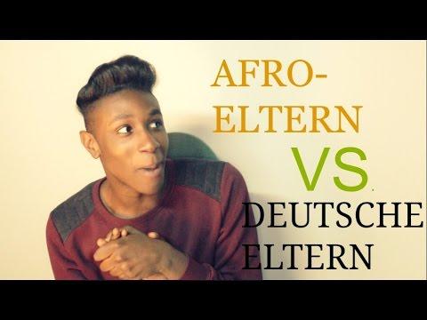 Afro vs Deutsche Eltern