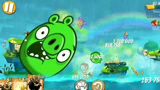 Angry Birds 2 (STELLA) clan vs clan (CvC) битва кланов (Clan battle) 14.09.2019