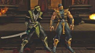 Mortal Kombat Armageddon CHAMELEON - (VERY HARD) - (PS2)【TAS】